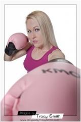 Crystal: Model Session: Boxing gloves