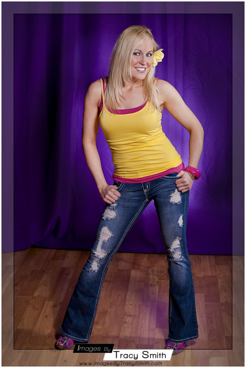 Crystal Modeling Portfolio Portraits